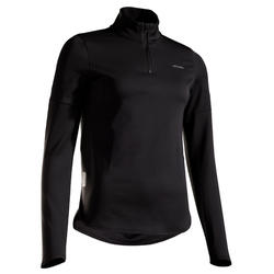 Women's Long-Sleeved T-Shirt TH 900 - Black