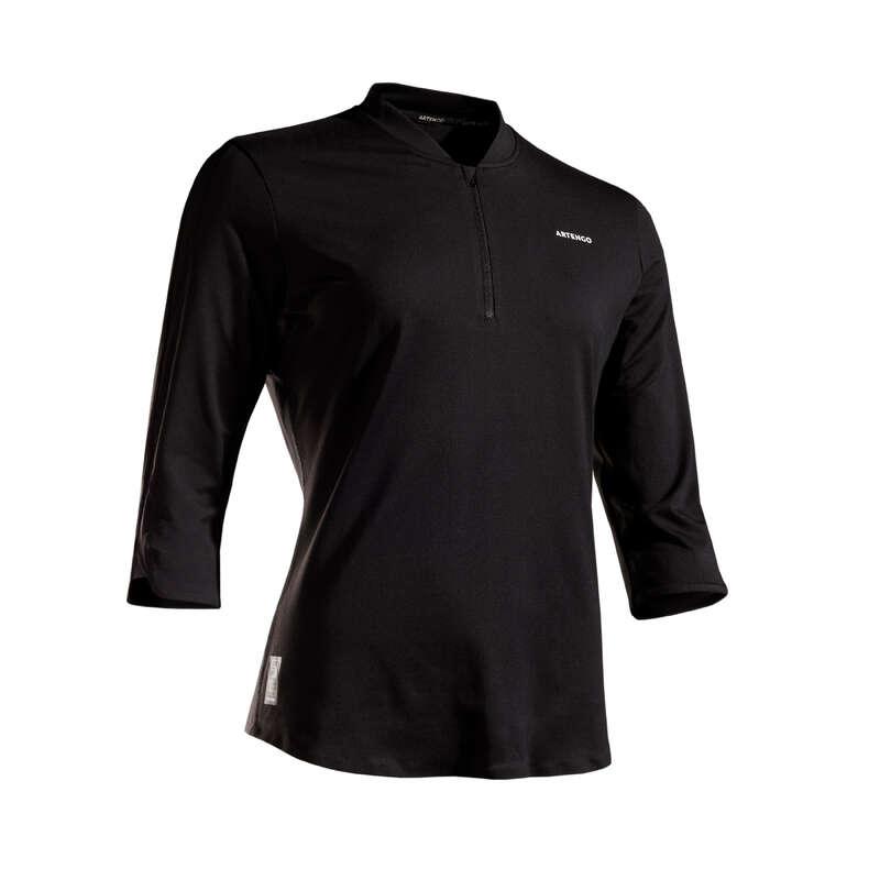 Îmbrăcăminte respirantă damă Sporturi cu racheta - Bluză Mânecă 3/4 Dry 900 Damă  ARTENGO - Imbracaminte padel