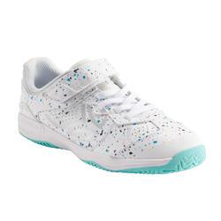 Tennisschoenen voor kinderen TS160 terrazzo