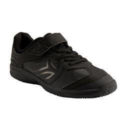 Tennisschuhe Kinder TS160 schwarz
