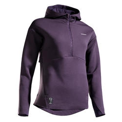 Women's Tennis Sweatshirt SW DRY 900 - Purple