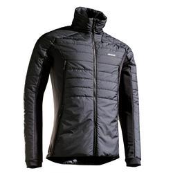 Thermo tennisjas voor heren TCO 900 zwart