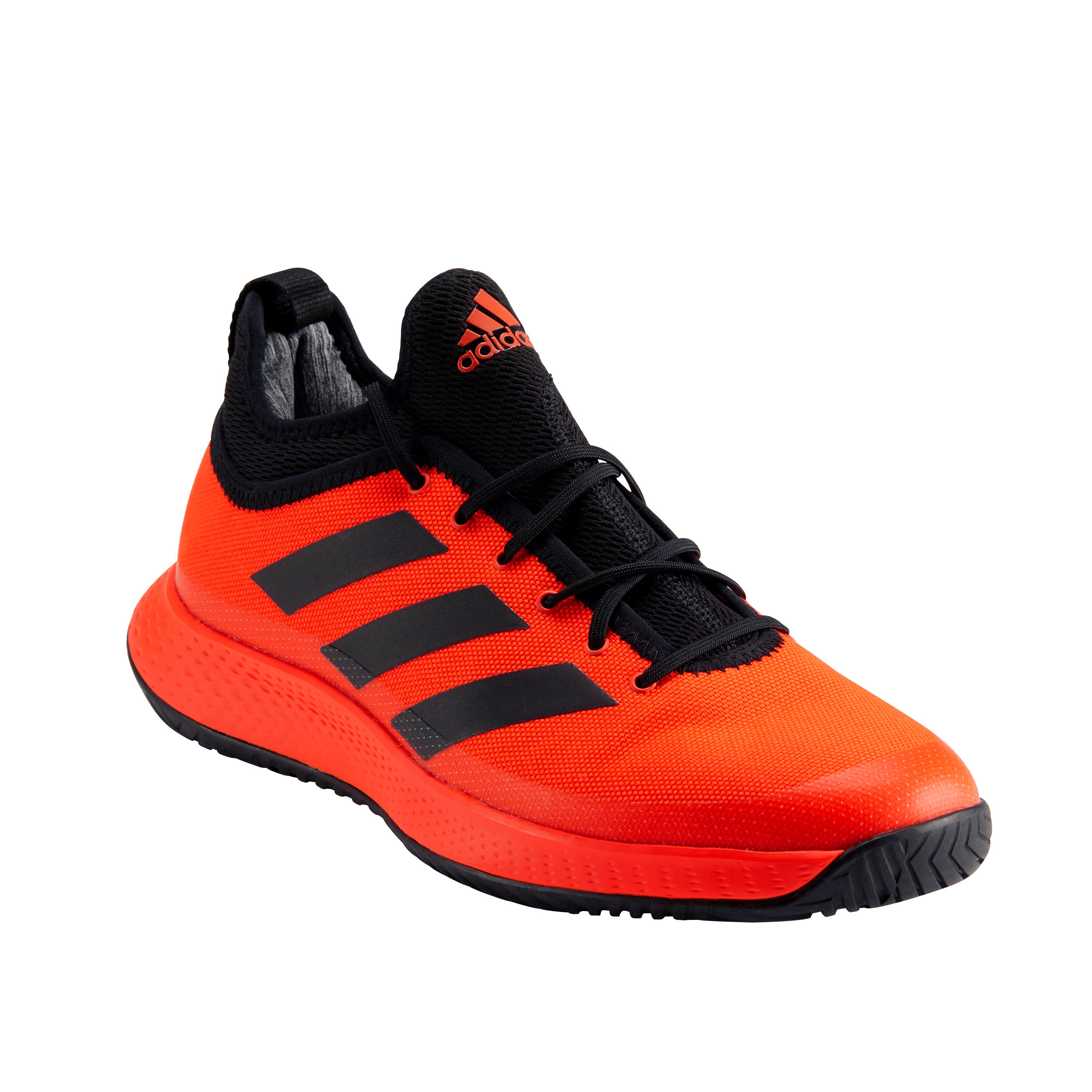 chaussures hommes adidas rouge