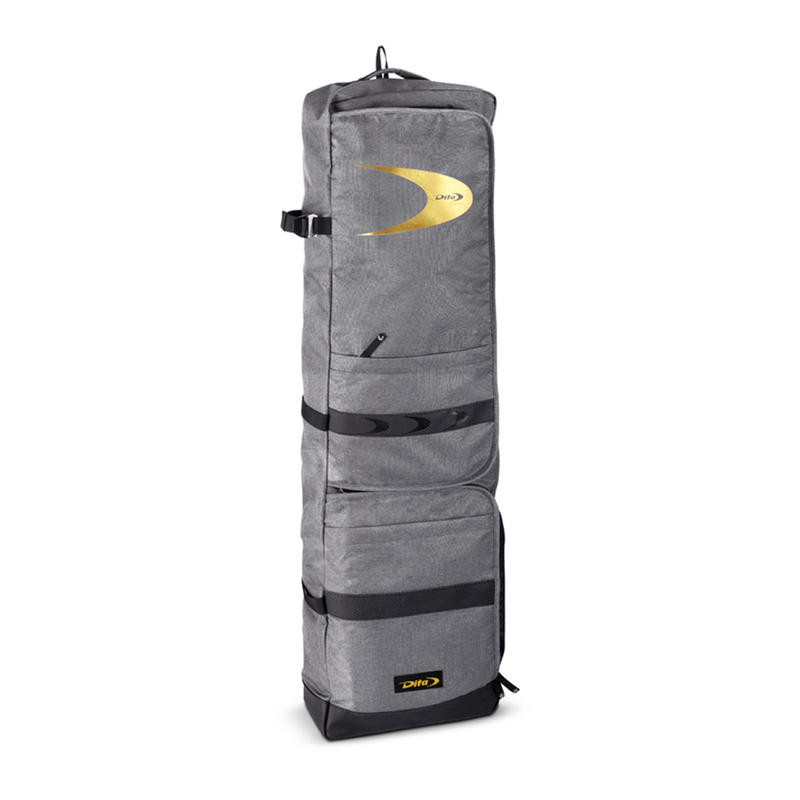 Kids'/Adult Large Volume Field Hockey Bag Giant - Grey