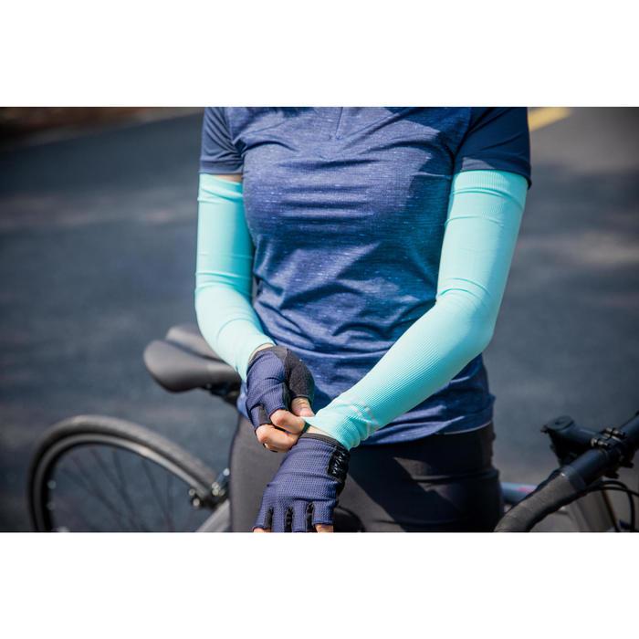 ROADR ARM COVER UV LIGHT BLUE