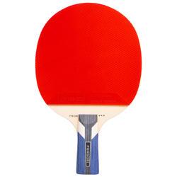 學校用桌球拍TTR 100 3* Allround C-Pen