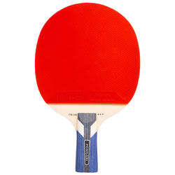Table Tennis School Bat TTR 100 3* Allround C-Pen