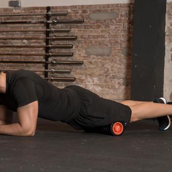 肌肉放鬆按摩工具組:按摩滾筒、按摩球、按摩棒