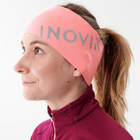 Adult Cross-Country Skiing Headband XC S Head 500 - Coral