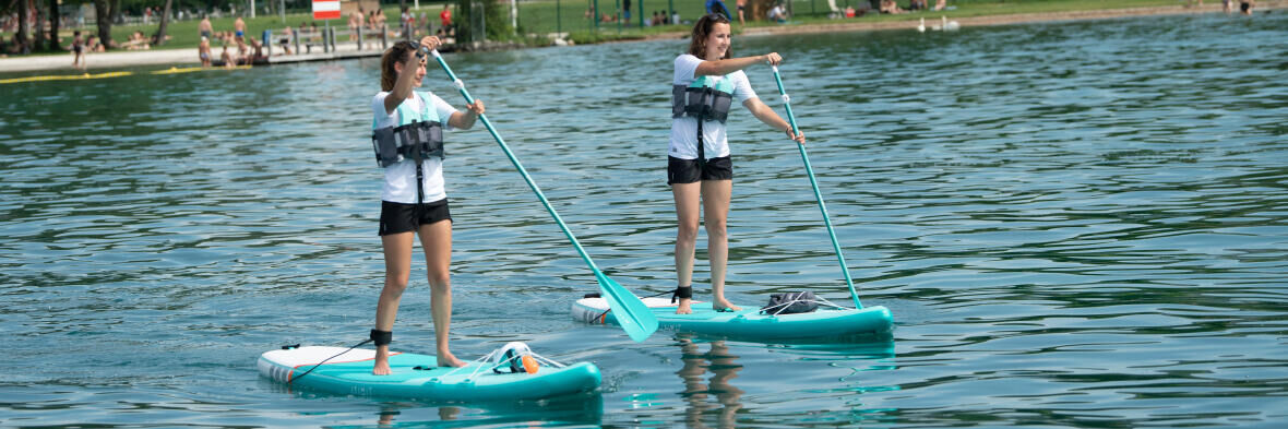 stand up paddle debutant equipement
