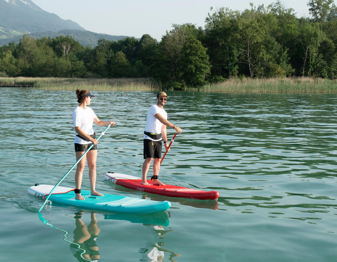 stand up paddle gonflable debutant