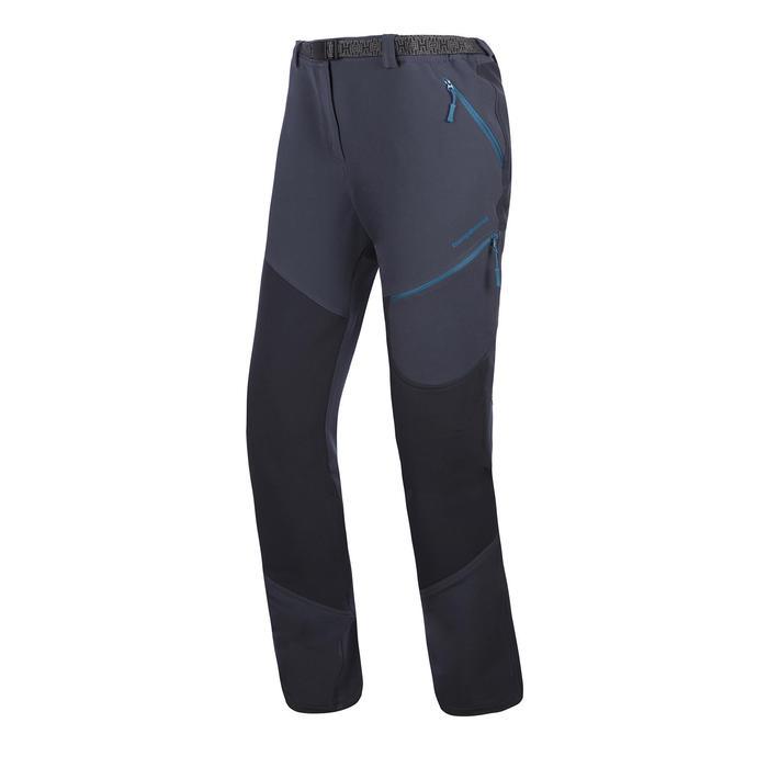 Pantalones Trangoworld De Montana Y Trekking Mujer Ziyan Azul Trango Decathlon