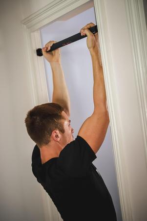 Strength Training Pull-Up Bar 100 cm