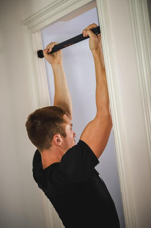 Strength Training Pull-Up Bar - 100 cm