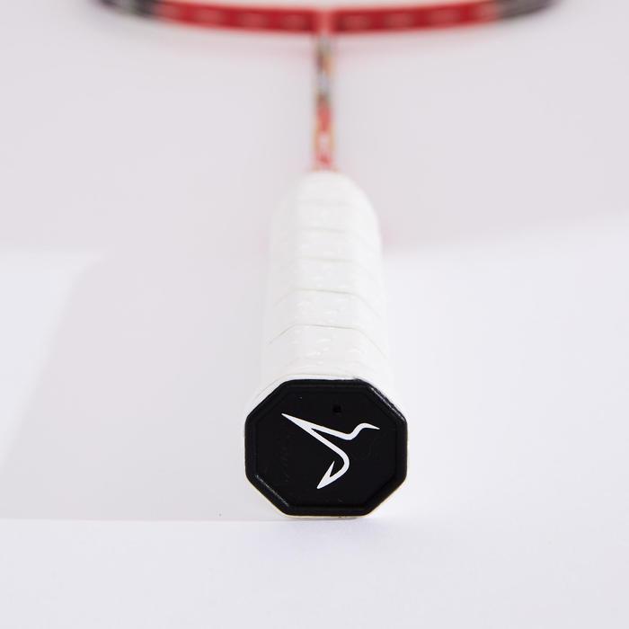 成人款極致輕盈羽毛球拍BR 900 P-紅色