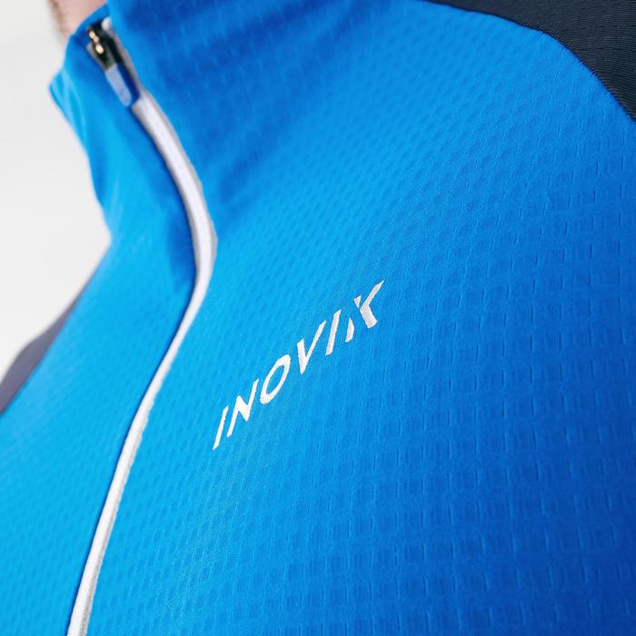 Licht langlaufshirt met lange mouwen voor heren XC S TS 500 blauw