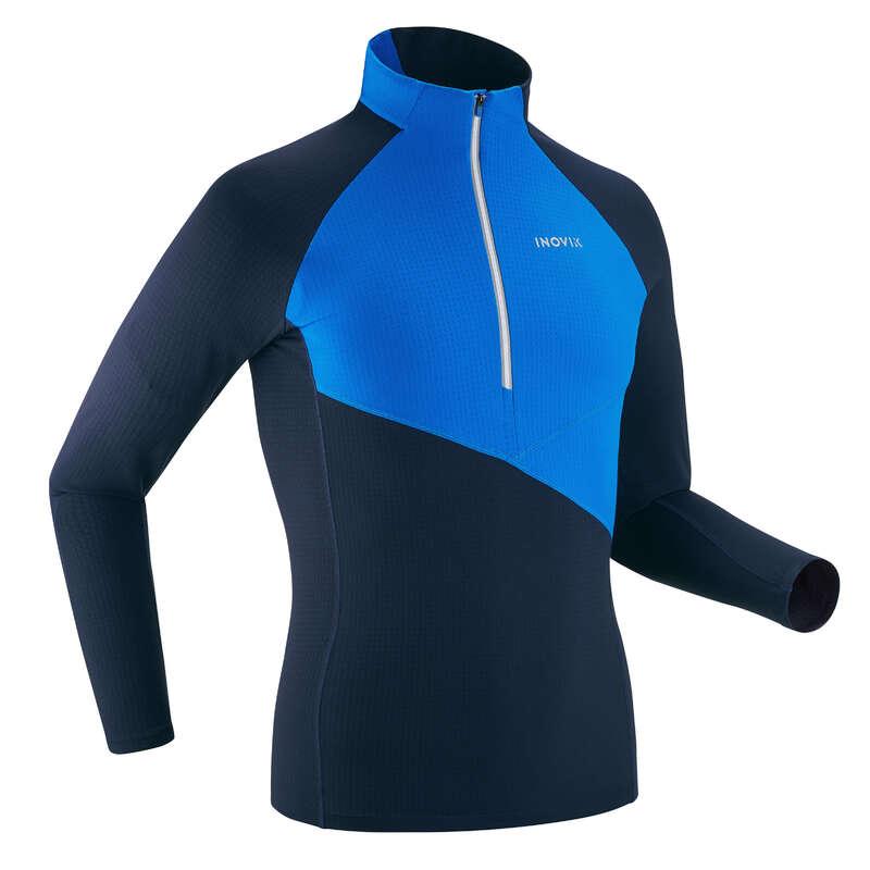 ÎMBRĂCĂMINTE SCHI FOND ADULȚI Schi si Snowboard - Bluză XC S WARM T-S 500_M . INOVIK - Imbracaminte