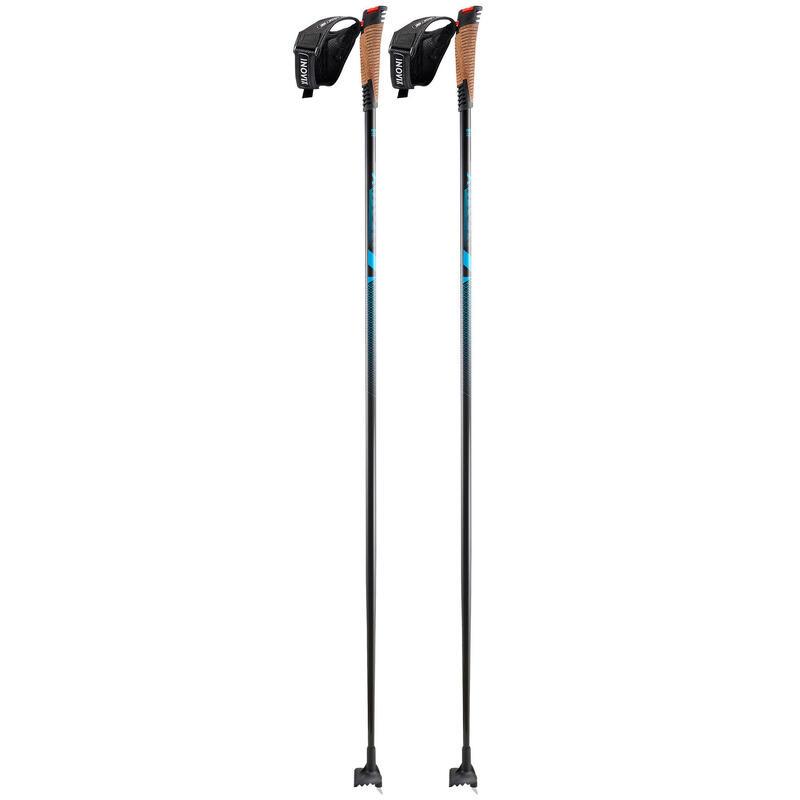 Bâtons de ski de fond - XC S POLE 550 - ADULTE