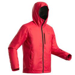 Ski-jas voor heren 180 rood