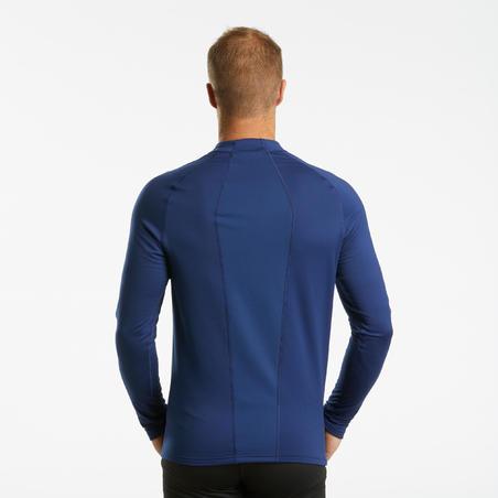 Sous-vêtement de ski homme 500 haut bleu marine