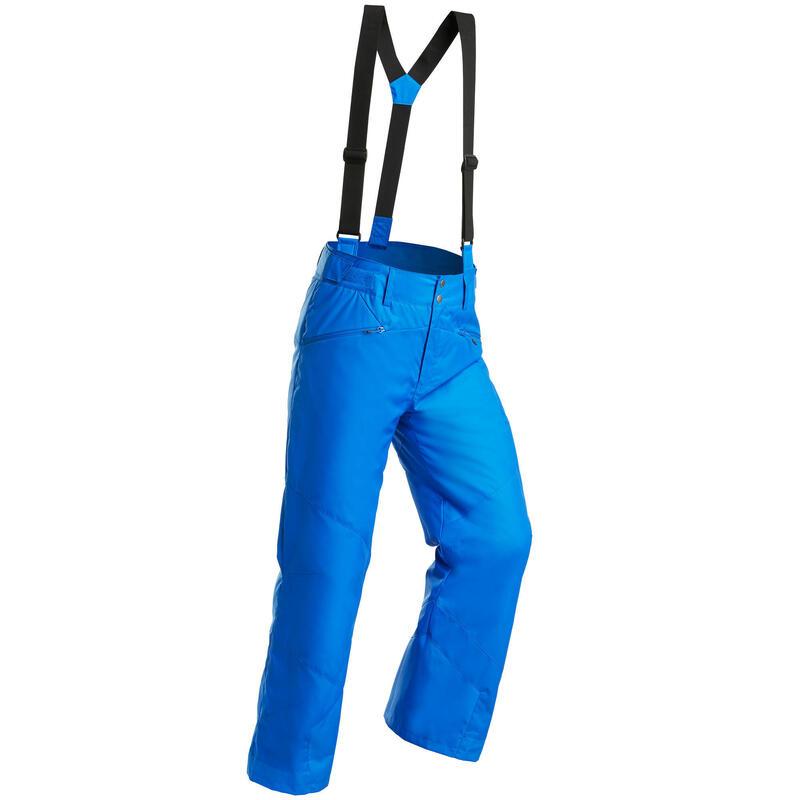 Men's Ski Trousers - Blue