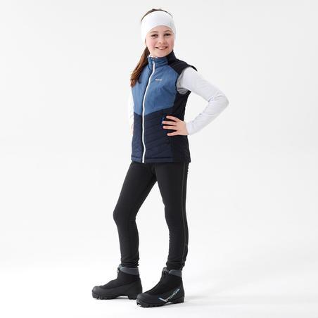 100 cross-country ski tights - Kids