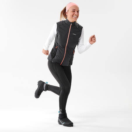 XC S 100 cross-country skiing warm tights – Women