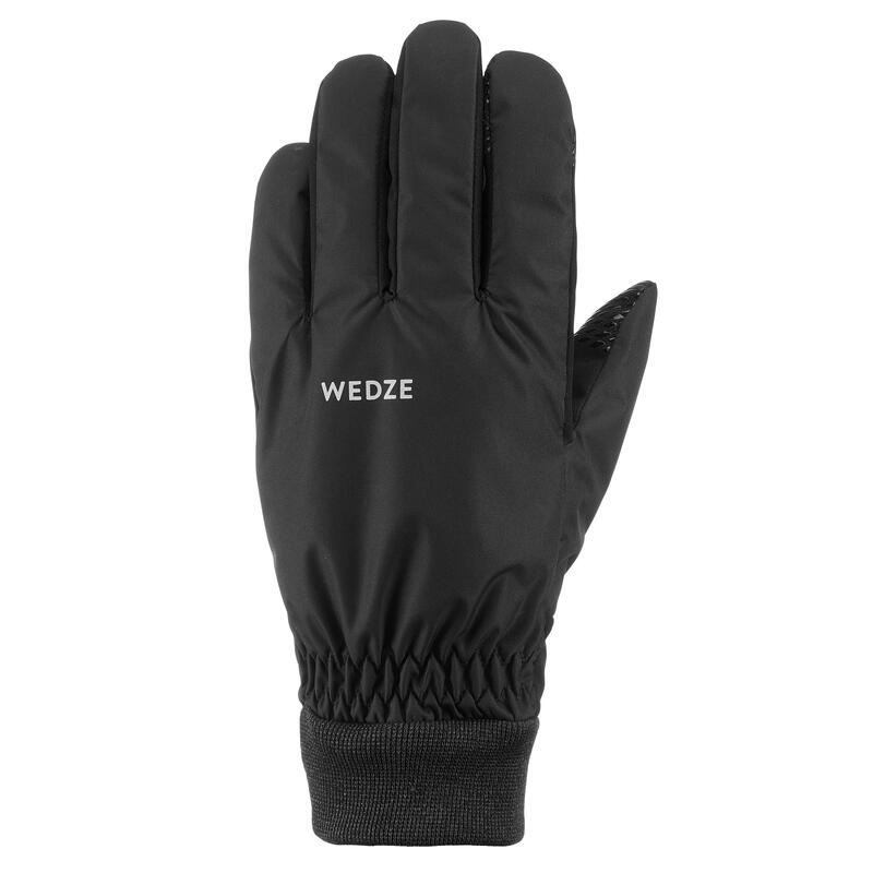 100 Downhill Ski Gloves - Adults