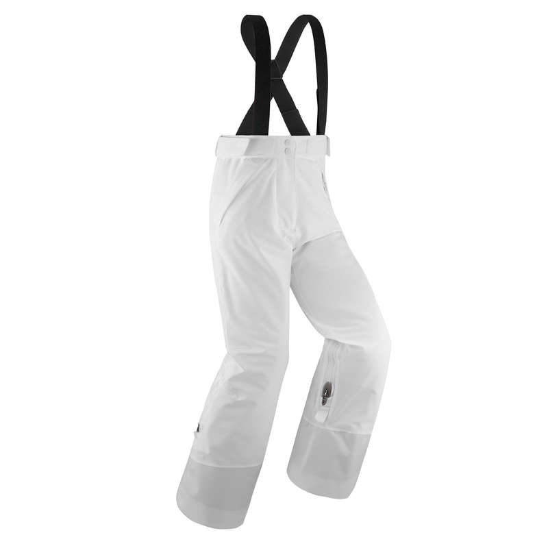 GIRL EXPERT ON PIST SKIING EQUIP. Descopera Produsele Reduse - Pantalon Schi 900 Copii  WED'ZE - COPII