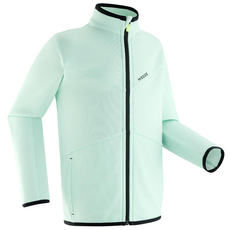 Jachetă Schi 900 Verde Copii