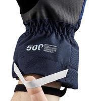 500 Downhill Ski Gloves - Adults