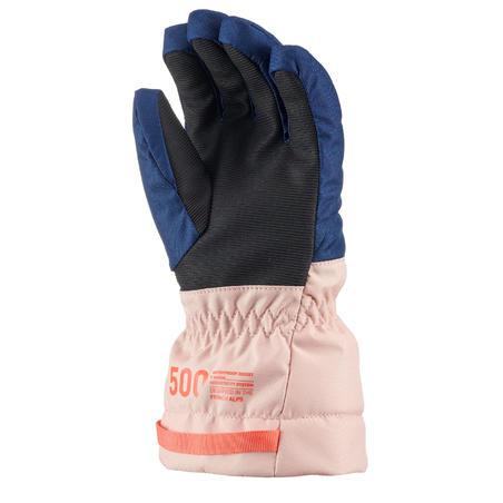 500 Downhill Ski Gloves - Kids