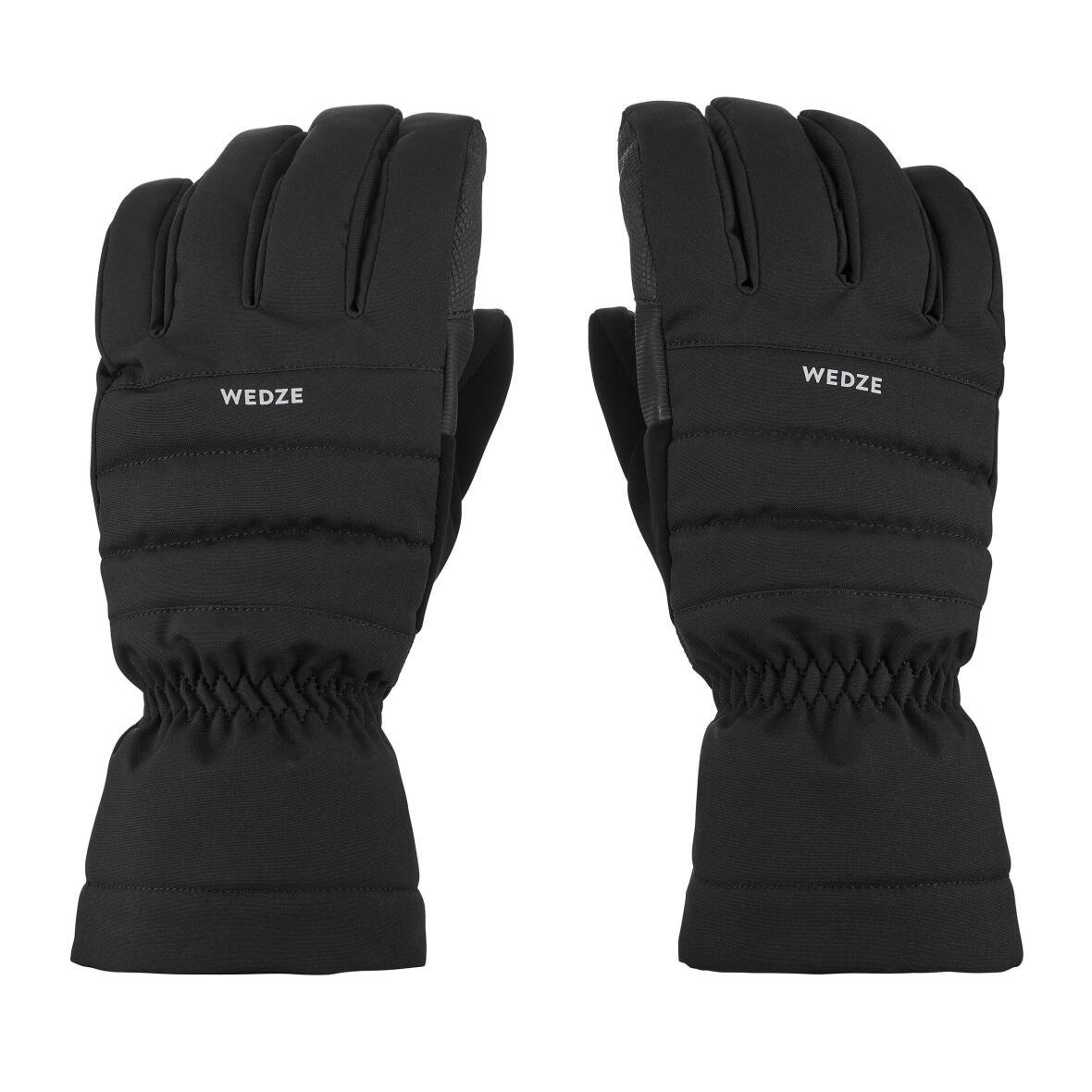 piste skiing gloves