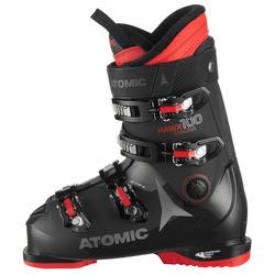 Skischoenen voor heren pisteskiën Hawx Magna 100 zwart
