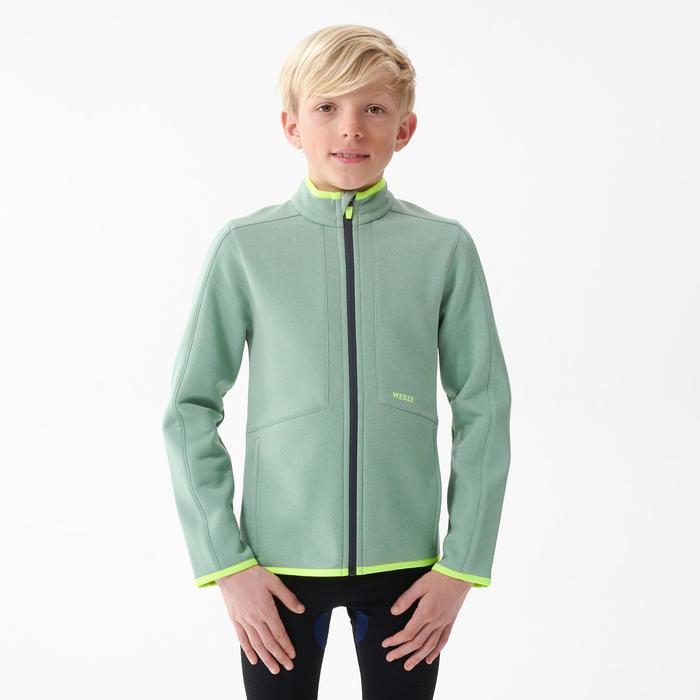 Onderjas voor skiën kinderen 900 groen