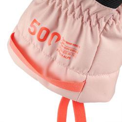 GANTS DE SKI ENFANT 500 BLEU ROSE