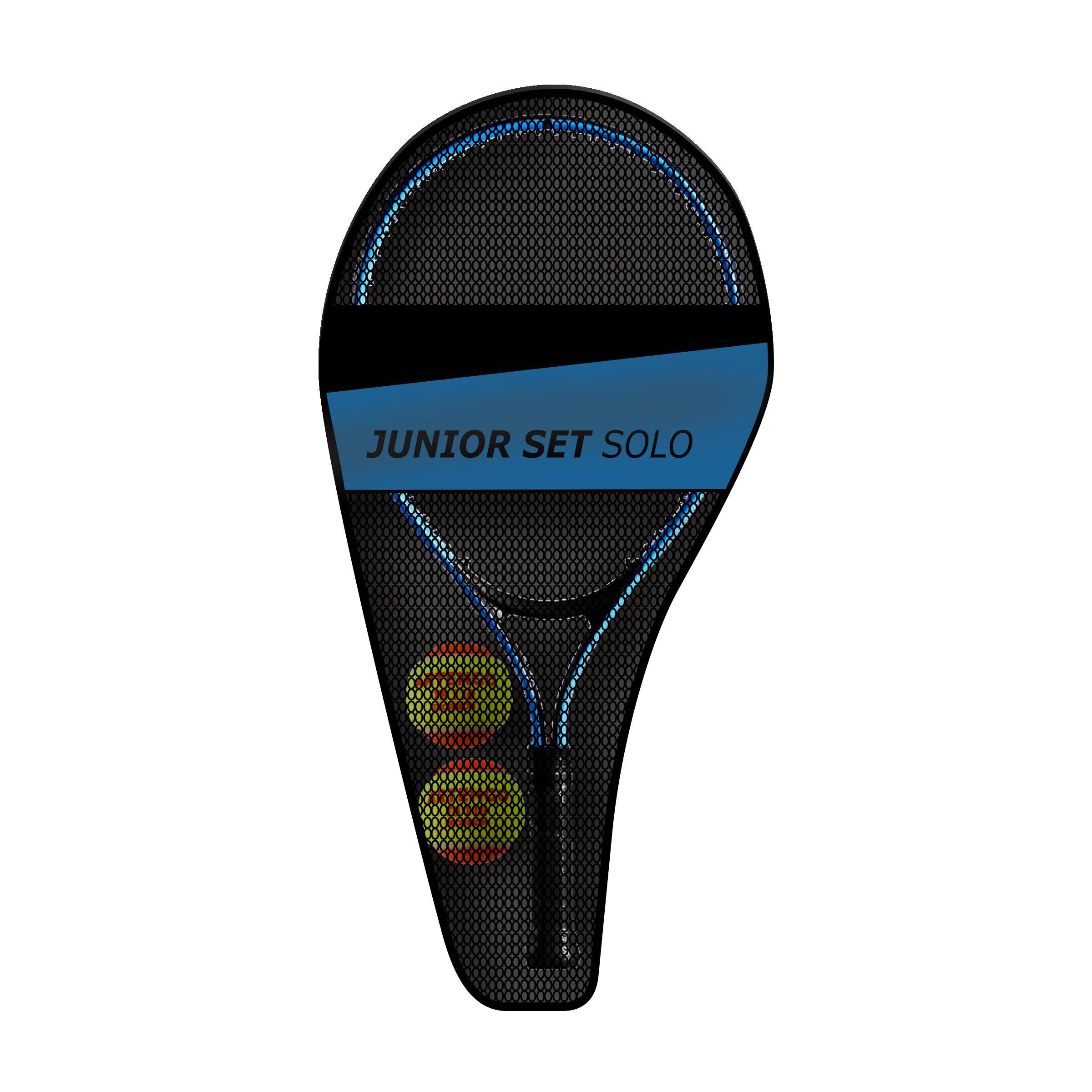 Set tenis Solo Copii la Reducere poza