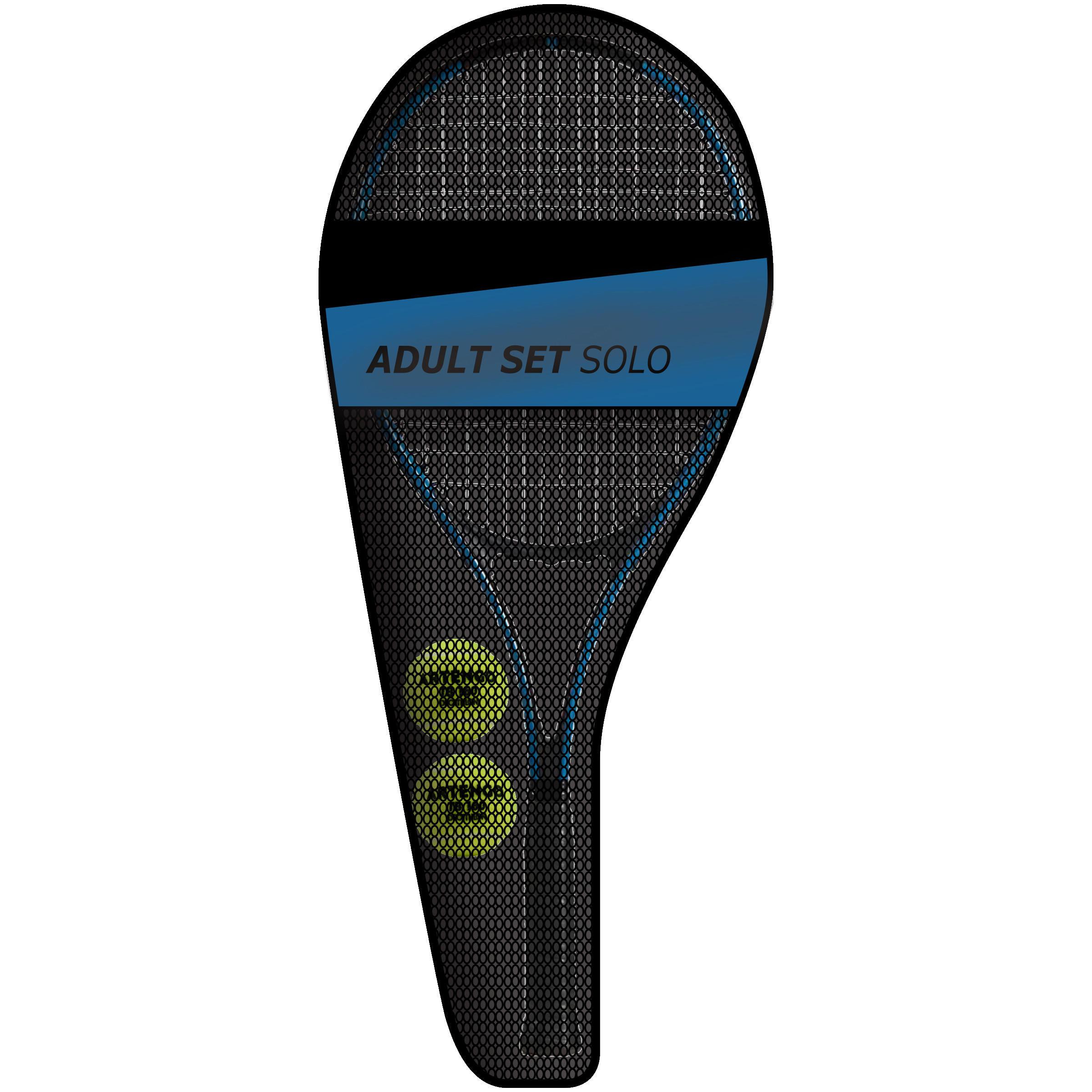 Set Tenis Solo Adulți imagine