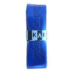 GRIP DE SQUASH SUPER PU GRIP X2 BLEU