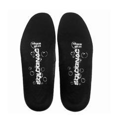 Palmilhas para botas Inverness 100 Preto