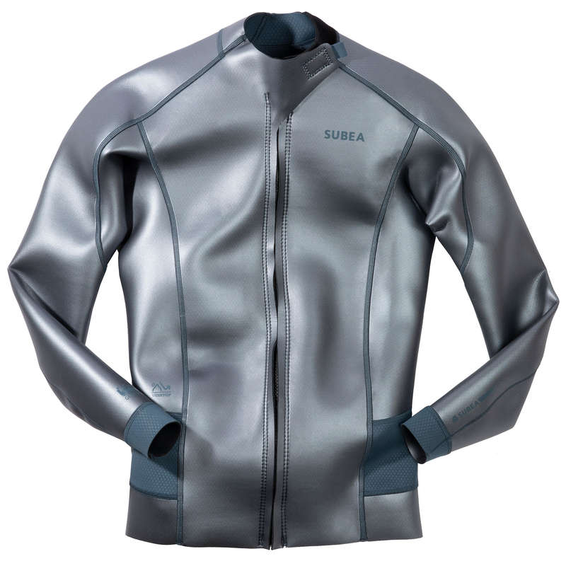 FREE DIVING SUITS - Neoprene top FRD 500 glide M SUBEA
