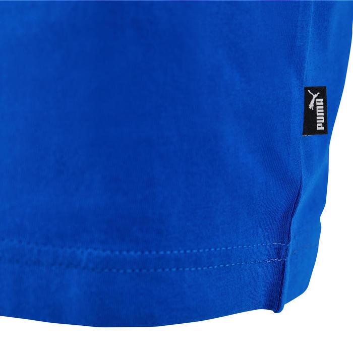 T-shirt regular boy bleu royal Puma