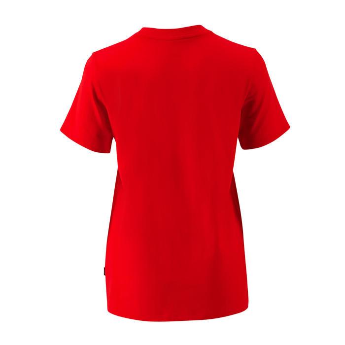 T-shirt regular boy rouge Puma