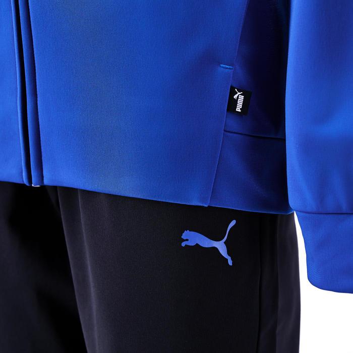 Survêtement regular boy bleu royal Puma