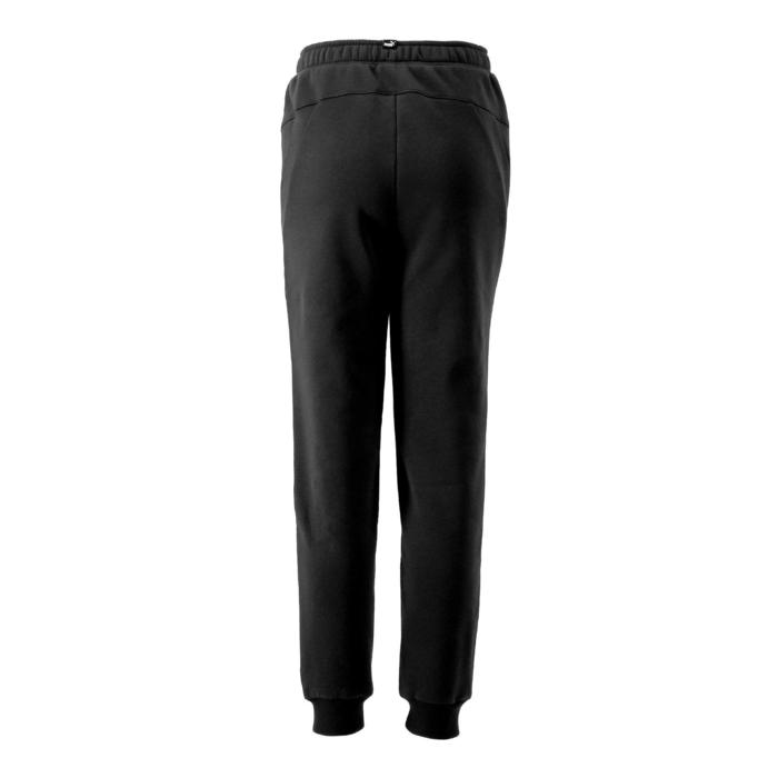 Pantalon regular boy noir Puma