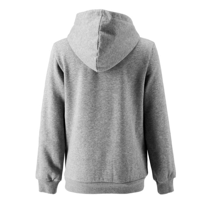 Sweat capuche regular boy gris Puma