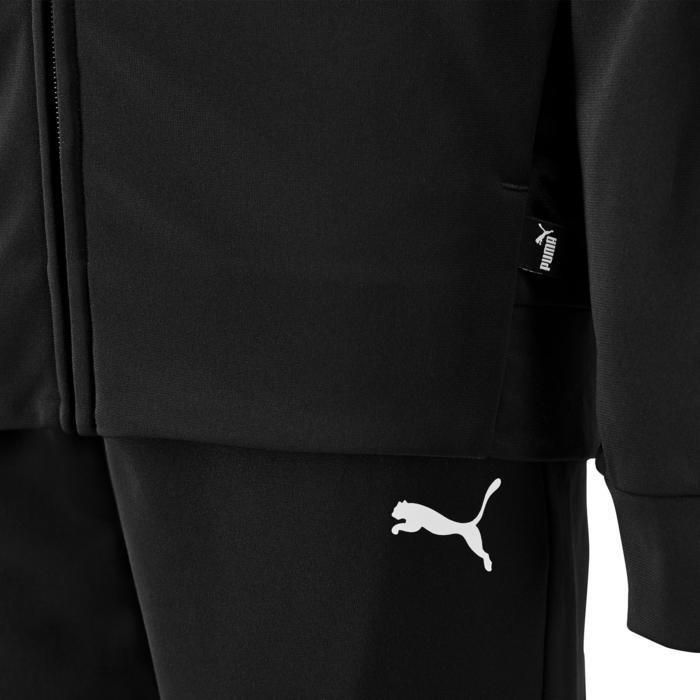 Survêtement regular boy noir Puma