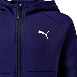 Veste capuche regular boy bleu marine Puma
