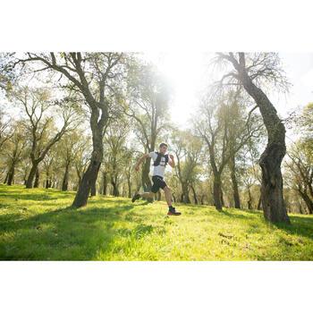 Men's Trail Running Shoe MT Cushion - yellow black