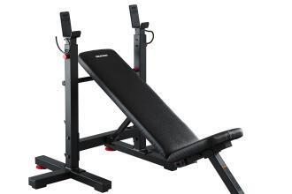 bench press fold